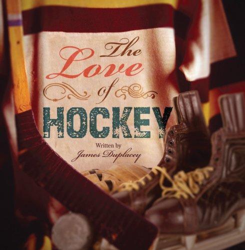 The Love of Hockey (Brick Book)