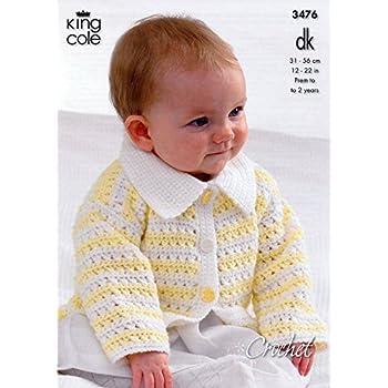 27b1db74fed389 King Cole Baby Cardigan