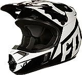 Fox casque junior en V 1Race, Black, Taille YM