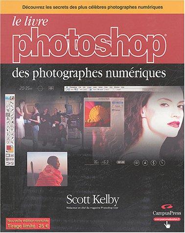 Le livre Photoshop des photographes numériques