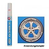 Reifenmarker weiß Reifen Stift Reifenmarkierungsstift Reifenmarkierstift
