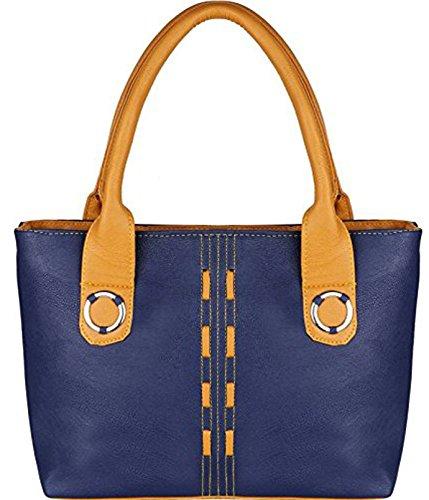 TipTop Women's Handbag(Blue, CKRK117)