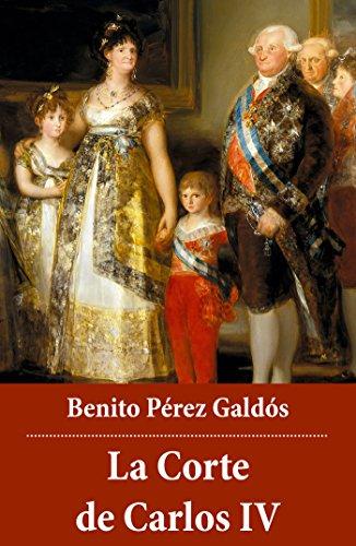 La Corte de Carlos IV por Adolfo Pérez Agusti