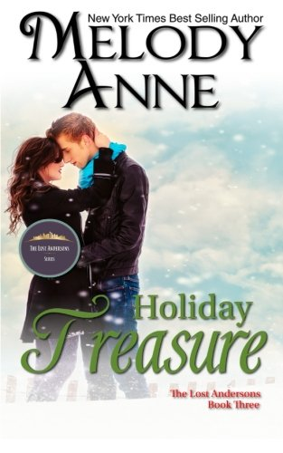 Holiday Treasure: The Lost Andersons - Book Three: Volume 3