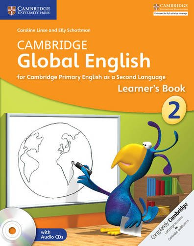 Cambridge Global English Stage 2 Learner's Book with Audio CDs (2) (Cambridge International Examinations)