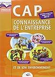 Connaissance de l'entreprise et de son environnement CAP Restaurant Cuisine