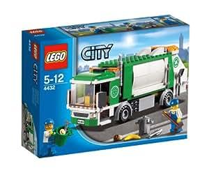 LEGO City 4432: Garbage Truck