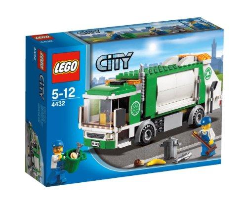 Preisvergleich Produktbild Lego City 4432 - Müllabfuhr