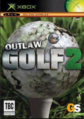 Outlaw Golf 2 XBOX UK IMPORT
