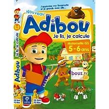 Adibou : Je lis, je calcule 5-6 ans