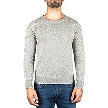 Pullover | Sweater | Maglione a Girocollo da Uomo 100% Cachemire (S-XXL)