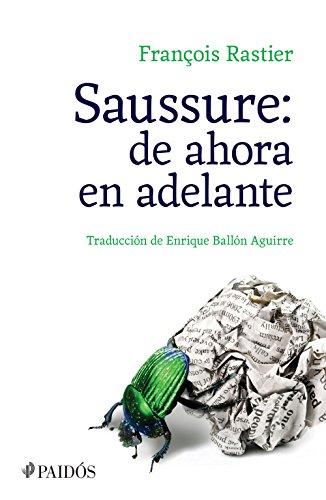 Saussure: de ahora en adelante