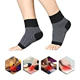 Best Compression Ankle Supports - Plantar Fasciitis Socks, Foot Compression Socks, Aival Ankle Review