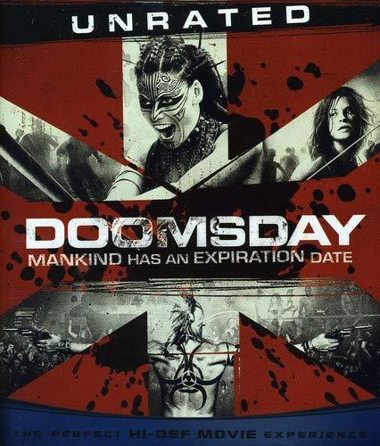 Doomsday (2008) [Blu-Ray] [Import Italien]