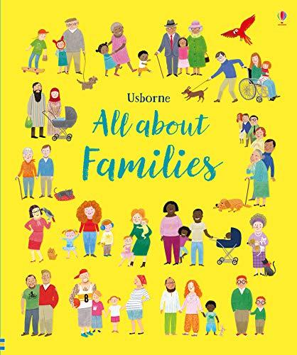All About Families par Felicity Brooks