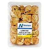 Neelam Foodland LOW FAT GARLIC BUTTER TOAST WITH HERBS 200GM