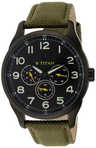 51NSGbkxvTL - Titan 9479AF02J Purple Multi Function Mens watch