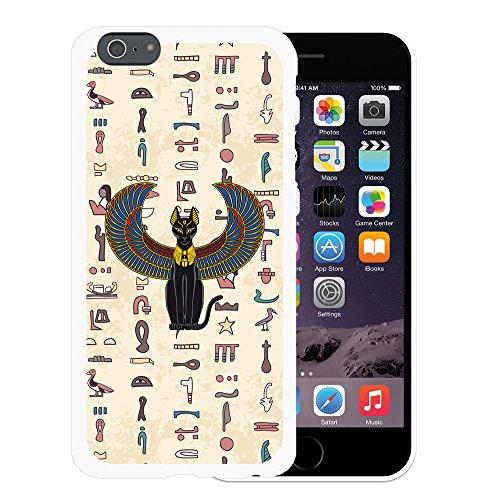 iPhone 6 Plus   6S Plus Hülle, WoowCase Handyhülle Silikon für [ iPhone 6 Plus   6S Plus ] Schafe und Regenbogen in den Wolken Handytasche Handy Cover Case Schutzhülle Flexible TPU - Transparent Housse Gel iPhone 6 Plus   6S Plus Transparent D0131
