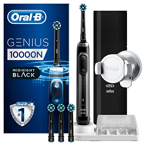 Oral-B Genius 10000N Midnight Black Brosse À Dents Électrique Par Braun