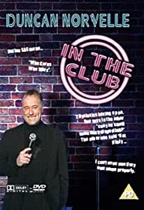 Duncan Norvelle - In The Club [DVD]