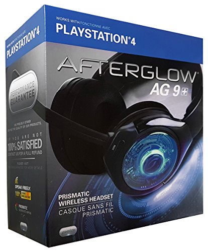 Price comparison product image Afterglow AG 9 Wireless Headset (PS4)