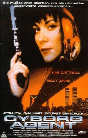 Cyborg Agent [VHS]