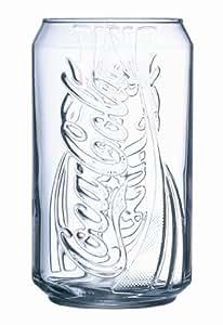 Luminarc 9229317 3 Gobelets Forme Haute 35 cl Coca Cans
