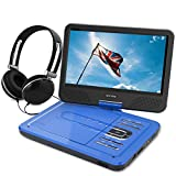 WONNIE 10.5 Inch Portable DVD Player for Kids - Best Reviews Guide