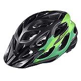 Alpina MYTHOS 2.0 L.E. hochwertiger Fahrradhelm verschiedene Farben Modell 2016, Größe:57-62cm;Farbe:black-green