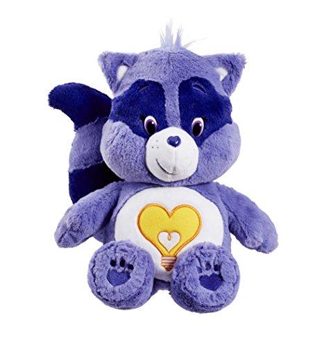 Care Bear jp43046.4300Medium Plüsch mit DVD Bright Herz Waschbär Preisvergleich
