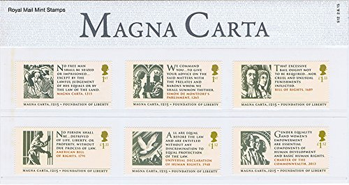 2015-magna-carta-presentation-pack-pp486-printed-no-512-royal-mail-stamps-by-royal-mail