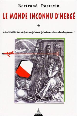 Le Monde inconnu d'Herg : La Recette de la pierre philosophale en bande dessine !