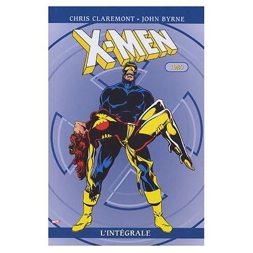 X-Men : L'intégrale 1980, tome 4