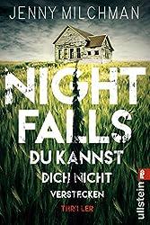 Night Falls. Du kannst dich nicht verstecken: Thriller (German Edition)