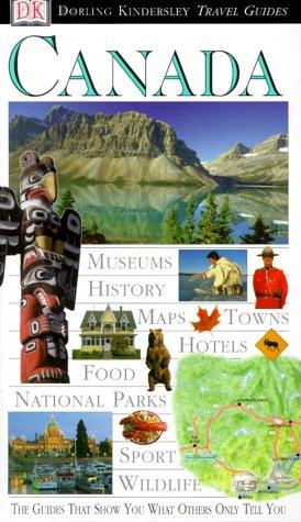Canada (DK Eyewitness Travel Guides)