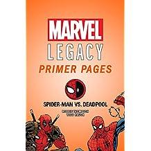 Spider-Man/Deadpool - Marvel Legacy Primer Pages (Spider-Man/Deadpool (2016-))
