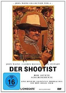 Der Shootist - Der letzte Scharfschütze - John Wayne Collection Teil 6