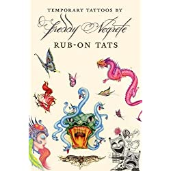 Temporary Tattoos by Freddy Negrete