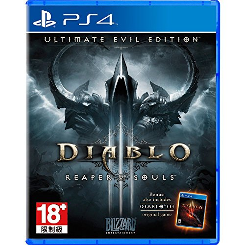Diablo III Reaper of Souls - Ultimate Evil Edition (PS3/PS4)