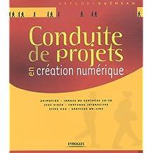 Conduite de projets : En création numérique