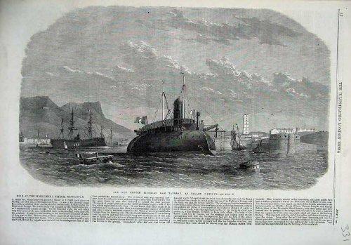 Arte Placcata del Porto di Taurea Tolone della Nave del