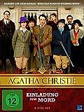Agatha Christie - Einladung zum Mord [4 DVDs]