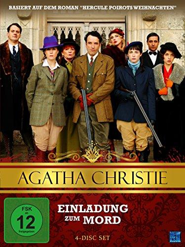 Bild von Agatha Christie - Einladung zum Mord [4 DVDs]