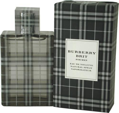 Burberry Brit Men, homme/man, Eau de Toilette Vapo, 100 ml