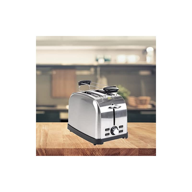 Frx Retro Toaster 2 Scheiben Toaster Familien Toaster Brotrster Toast Maschine