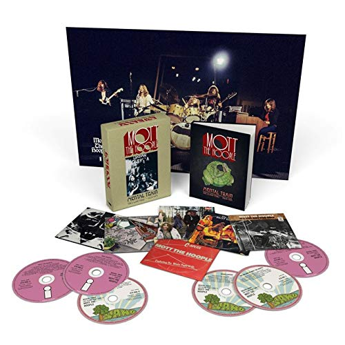 Mental Train-the Island Years 1969-71 (Ltd.6cd)