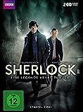 Sherlock - Eine Legende kehrt zurück! Staffel zwei [2 DVDs]