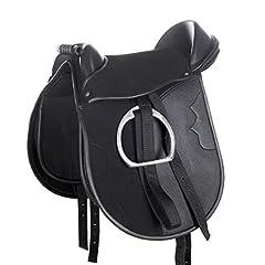HKM 9384 Shettysattel-Set Funny Horses