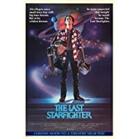 The Last Starfighter 27 x 40 Movie Poster - Style A by postersdepeliculas