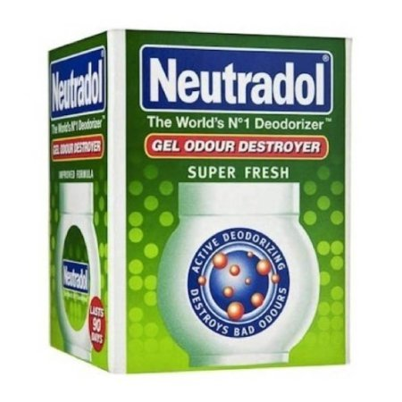 Gel Neutradol Olor Destroyer Super Fresh – Pack de 3